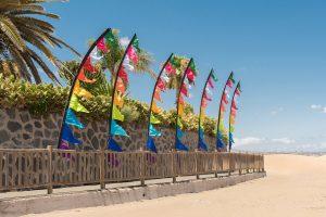 Alegra tu espacio con la llegada de la Primavera y Verano y con Banderas Balinesas!!!!